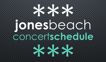 Jones Beach Concert Schedule