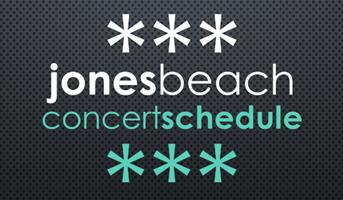 Jones Beach Concert Schedule